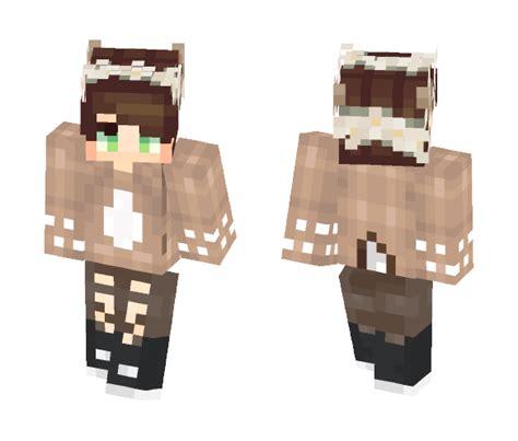 deer boy minecraft skin   superminecraftskins