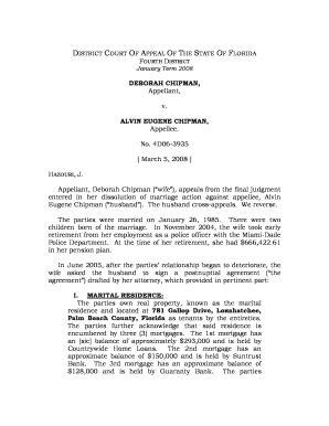 post nuptial agreement template florida postnuptial agreement form fillable fill printable fillable blank pdffiller