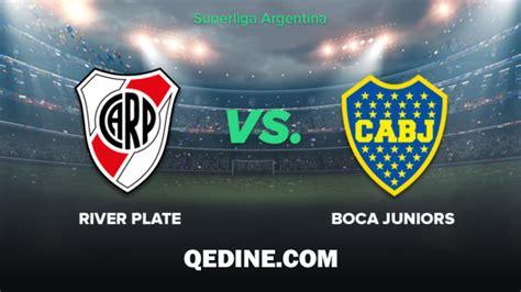 Boca Juniors vs. River Plate EN VIVO: Horarios y canales ...