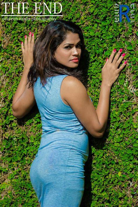 Ayesha Madushani Hot Photoshoot