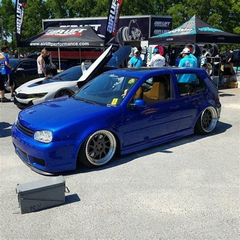 People, Car, Stance, Tuning, Lowered, German Cars, Golf