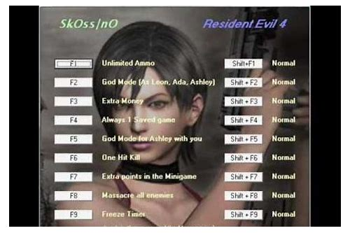 baixar resident evil 4 cheat edition para ps2