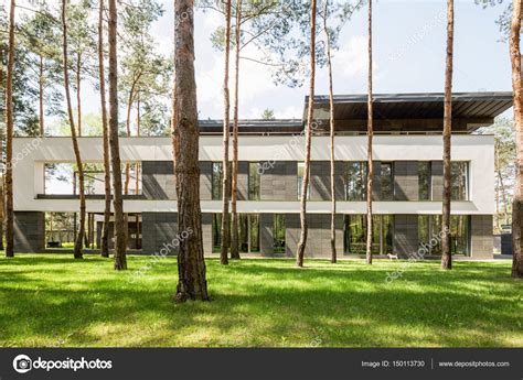 Modernes Haus Im Wald by Modernes Haus Im Wald Collectionjobs