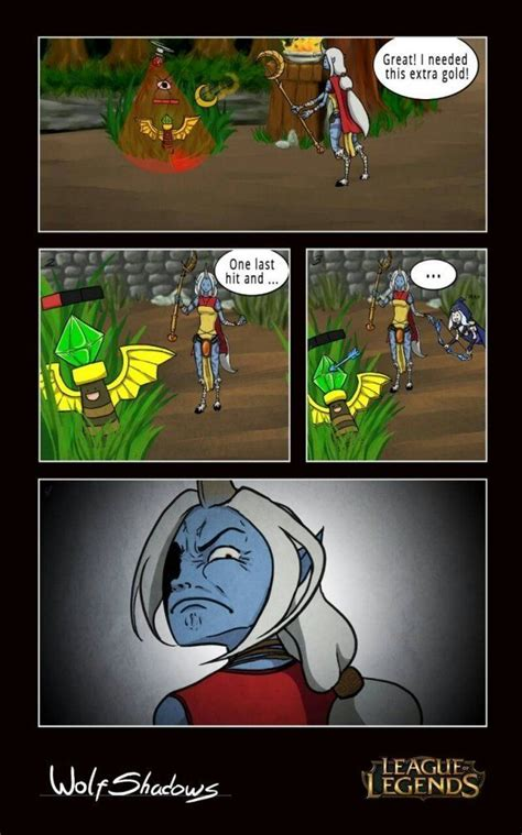 League Of Memes - take the kills take the cs but don t take the ward gold