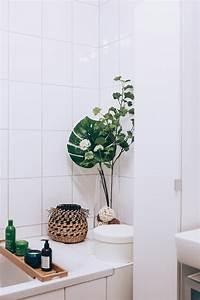 Pflanzen Fürs Bad Ohne Fenster : so einfach l sst sich ein kleines badezimmer modern gestalten ~ Frokenaadalensverden.com Haus und Dekorationen