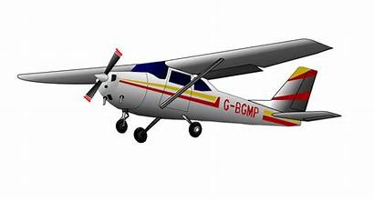 Svg Cessna 172 Plane Commons Transparent Pluspng