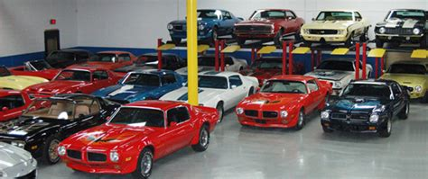 Old Brock Muscle & Classic Cars
