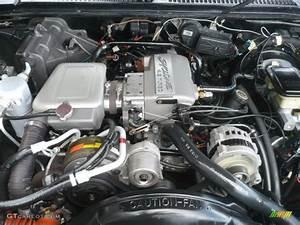 1993 Gmc Jimmy Typhoon 4 3 Liter Turbocharged Ohv 12