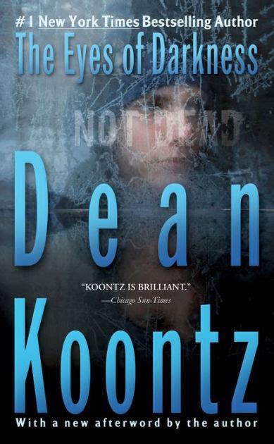 eyes  darkness  dean koontz paperback barnes noble