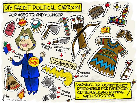 Diy Racist Political Cartoon