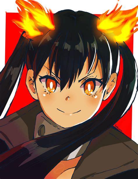 Tamaki Fire Force Pfp Anime Wallpaper Hd