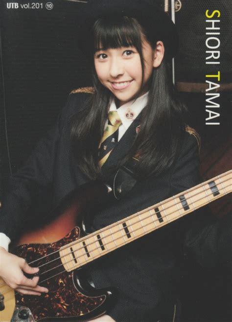 Hana No Paradise Profile Tamai Shiori Ngọc Tỉnh Thi Chí