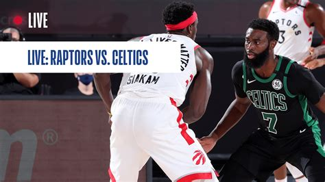 Toronto Raptors vs. Boston Celtics – Live score, updates ...