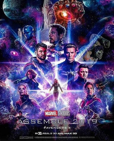 The Pach Store  Assemble 2019? Avengers 4? Facebook