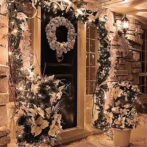 Noel Decoration Exterieur : decoration exterieur noel ~ Premium-room.com Idées de Décoration