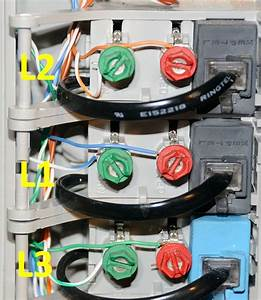 Phone Cable Wiring Diagram