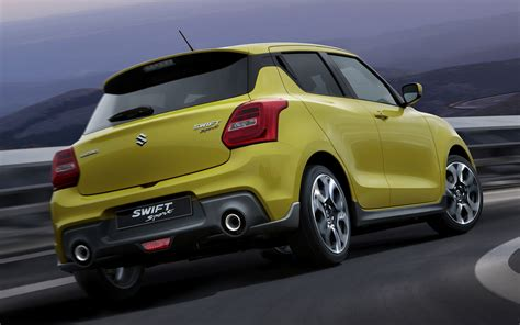 Suzuki Swift Sport (2018) Wallpapers And Hd Images