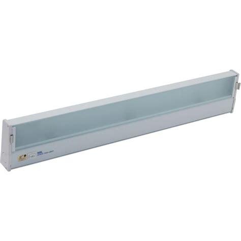 Nsl Lighting - nsl lts 3 hw wh 3 light hardwire led task light 5 2 watt