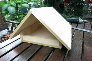 Großes Vogelhaus Selber Bauen : bauanleitung vogelhaus einfaches selber bauen anleitung 600a427 vogelhaus selber bauen anleitung ~ Orissabook.com Haus und Dekorationen