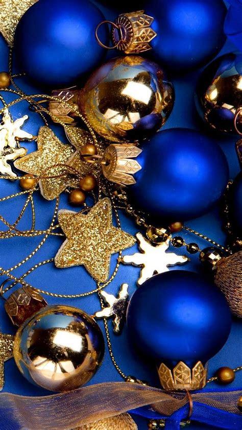 images  blue  gold christmas  pinterest
