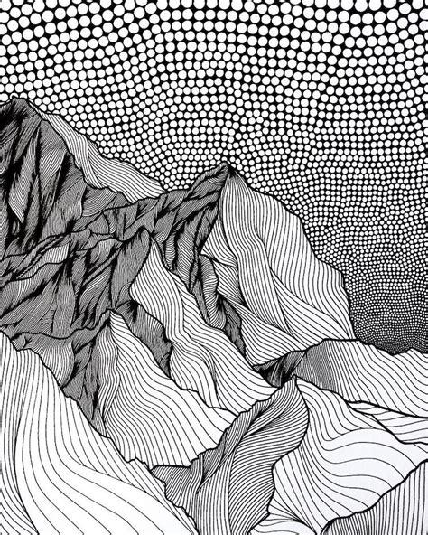 christa rijneveld creates   ink  drawings