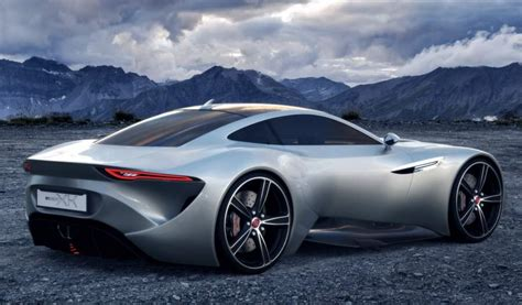 wordlesstech jaguar xk coupe concept
