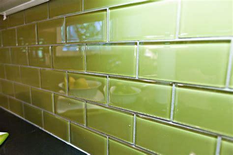 green glass kitchen tiles glass subway tile backsplash 3988