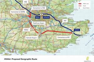 Proposed Line Could Connect Hs1 And Hs2 With London