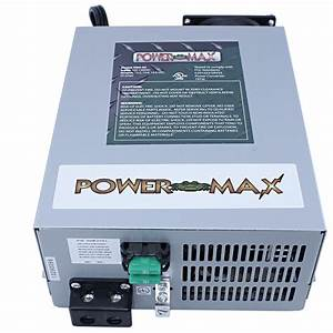 100 Amp 110v To 12vdc Power Converter Charger Pm4