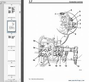 Bomag Bc 672  772 Rb Landfill Compactor Instructions For