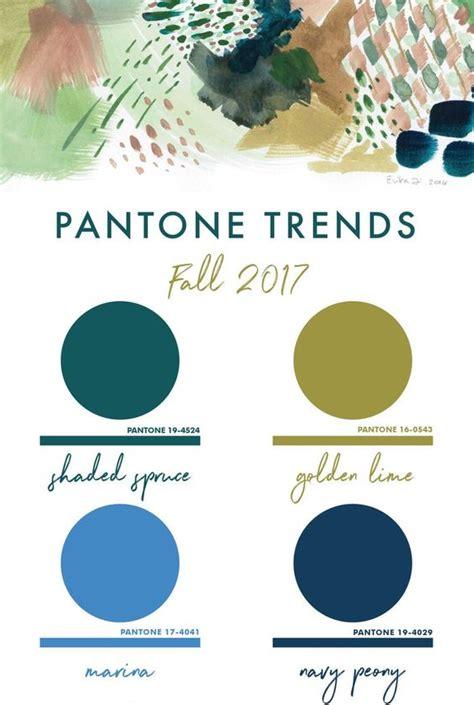 Trendfarben Herbst 2017 by Nissi Mendes