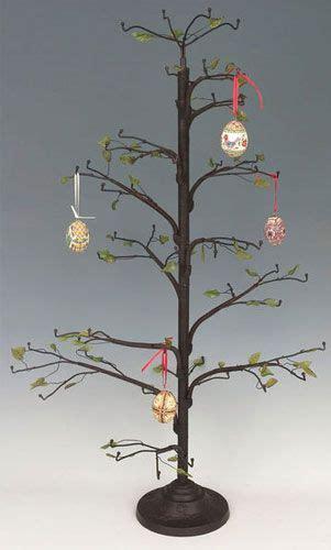 wire twig ornament tree  theplateladycom metal