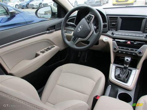 Click the photos to enlarge. 2017 Beige Hyundai Elantra SE #111661183 Photo #7 ...