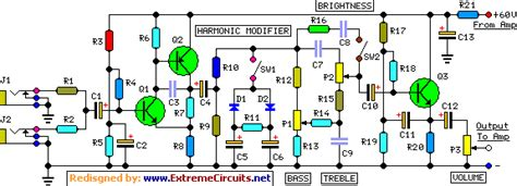 Circuits Watt Guitar Amplifier Next