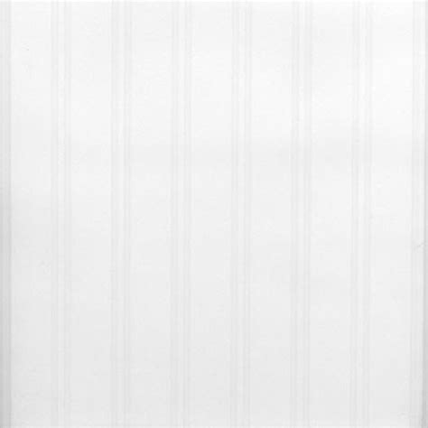 Wainscoting Wood Panel Paintable Wallpaper   Traditional   Wallpaper   by Brewster Home Fashions