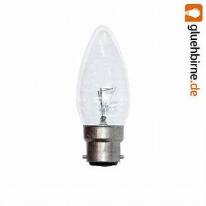 Glühbirne 60 Watt : 1 x leuci mirabella kerze gl hbirne 60w b22 klar gl hbirnen ~ Eleganceandgraceweddings.com Haus und Dekorationen