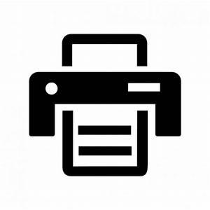 Printer symbol Icons | Free Download