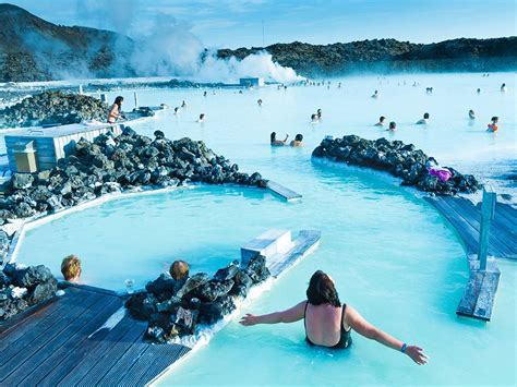 The Blue Lagoon Iceland A Geo Thermal Spa Travel Debongo