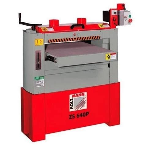 Ponceuse A Cylindre Ponceuse 224 Cylindre 2100w Zs640p Holzmann Bricozor
