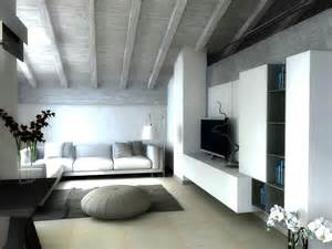 Una mansarda di nuova costruzione un progetto d arredo per sfruttare bene lo spazio cose casa
