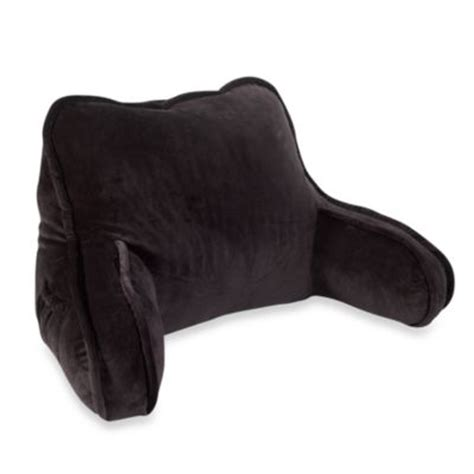 sit up pillow buy sit up in bed pillow from bed bath beyond