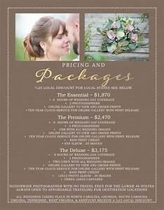 Destination wedding photographer prices 2015 specials no for Wedding photographer fees