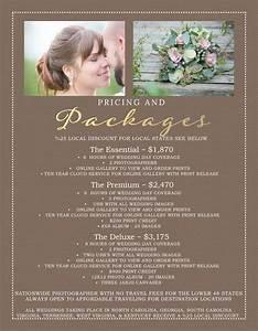 Destination wedding photographer prices 2015 specials no for Wedding photographer fees