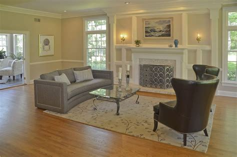 mendham home staged  nj home staging  redesign