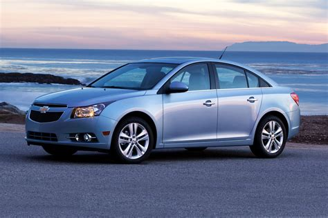 2013 Chevrolet Cruze Review