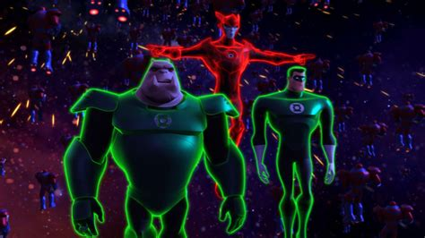 green lantern animated series green lantern the animated series s01e25 ranx