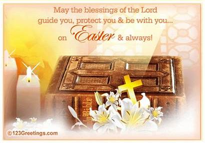 Easter Religious Happy Cards Inspirational Messages Blessings