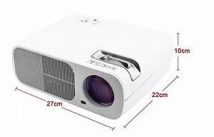 2019 Us Stock  Bl 20 Hd 1080p Mini Projectors Home Cinema