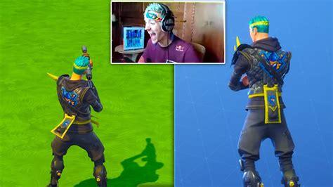 surprising ninja   custom ninja skin  fortnite