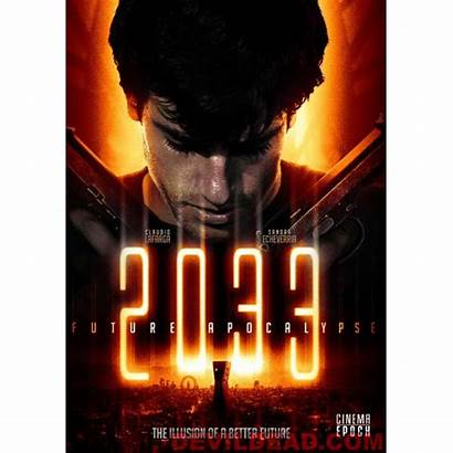 2033 Future Apocalypse Devildead Dvd Franco Futur